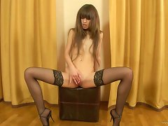 Magnificent Aneta Masturbates In A Solo Model Video
