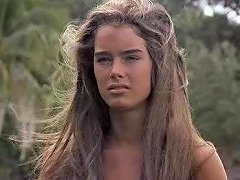 Brooke Shields In The Blue Lagoon 1980